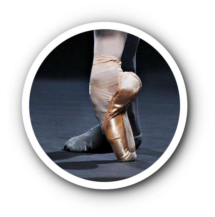 Die gebürtige Sankt-Petersburgerin unterrichtet heute die Studentinnen der Palucca Hochschule für Tanz in Dresden.
