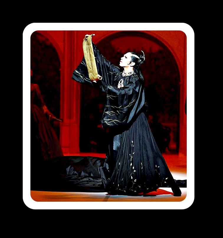 Marcia Haydée, die Ballettlegende.
