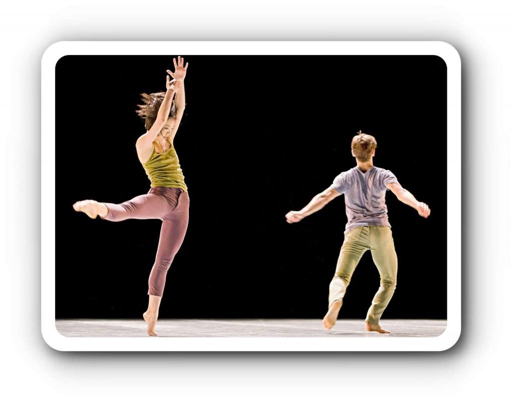 They dance on a very high level: Staatsballett Berlin.
