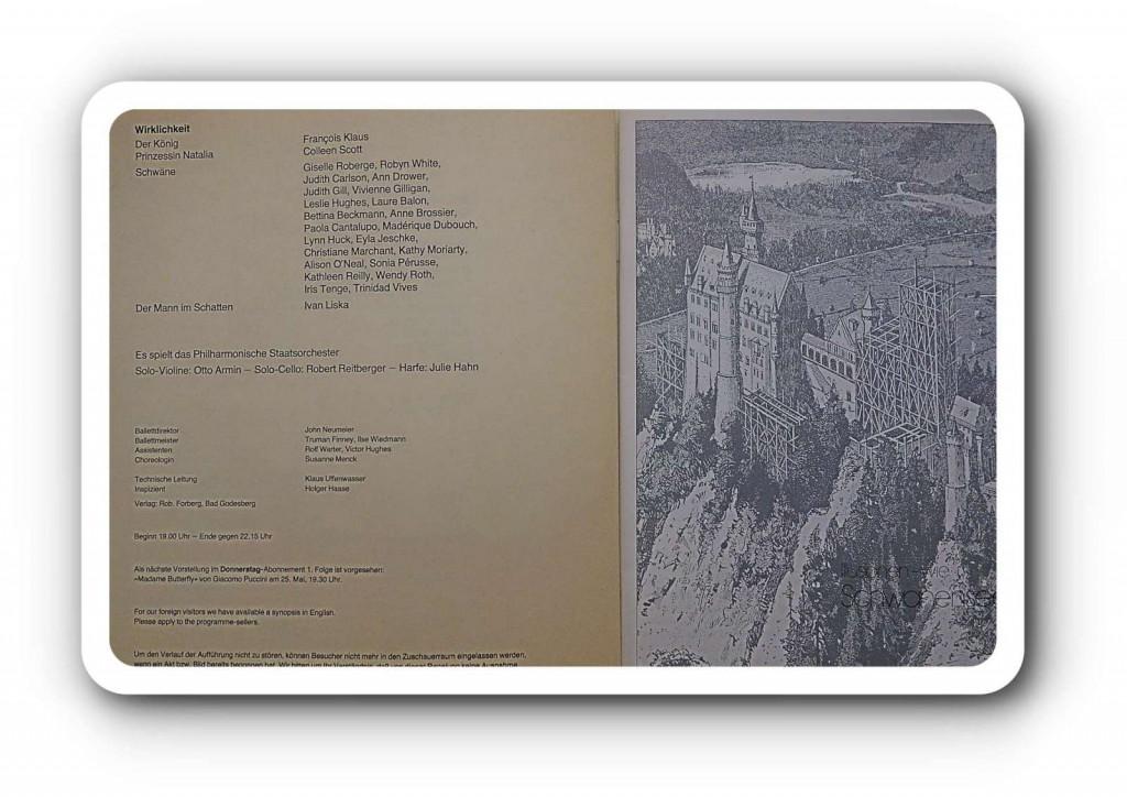 John Neumeiers Version von Schwanensee ist ein Phänomen.