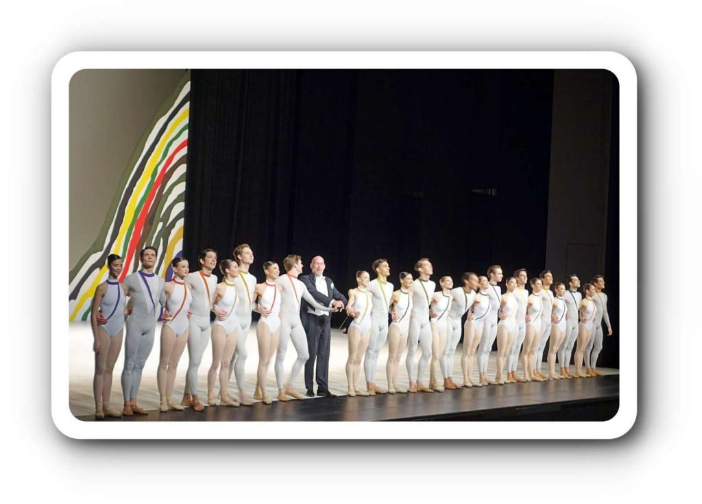 Manche Ballettabende sind ein Antidepressivum in drei Phasen.