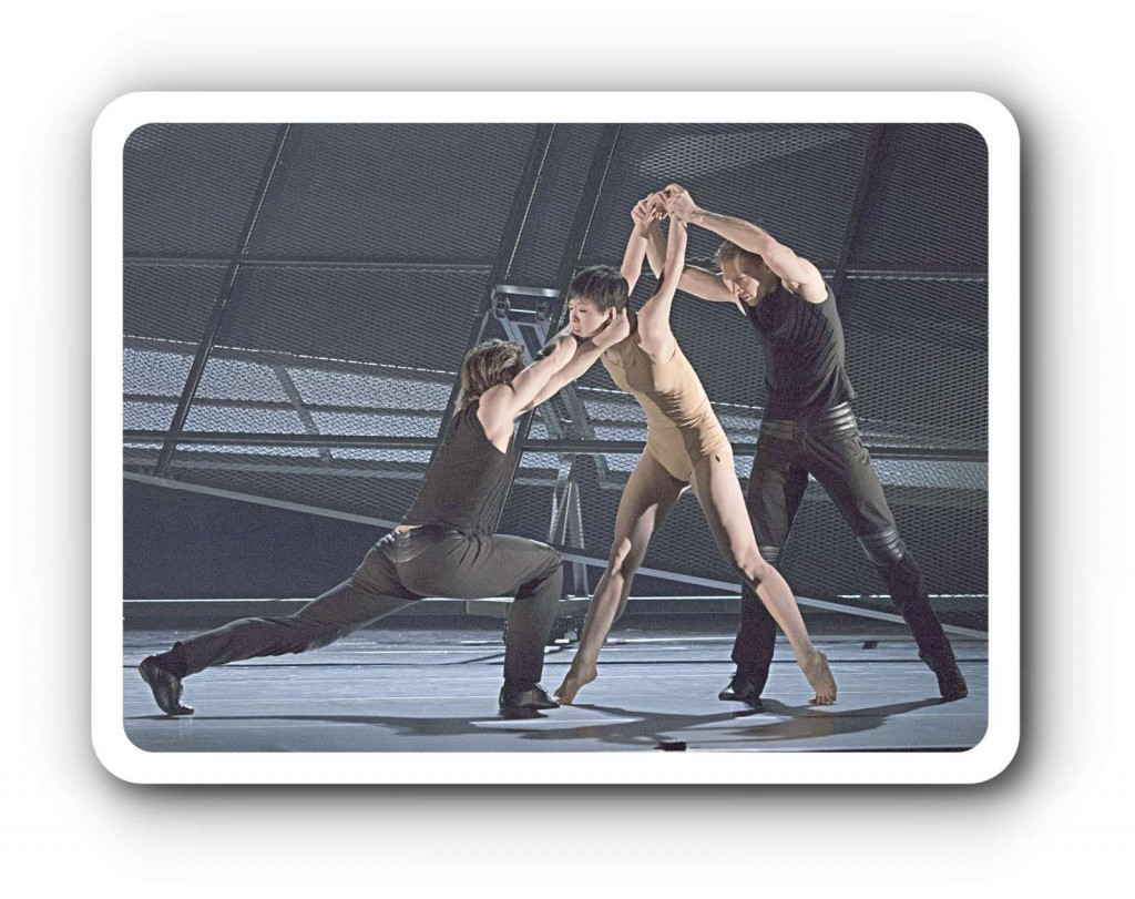 """""""Herrumbre"""" ist ein Ballett über Folter, Guantanamo und Hoffnung."""