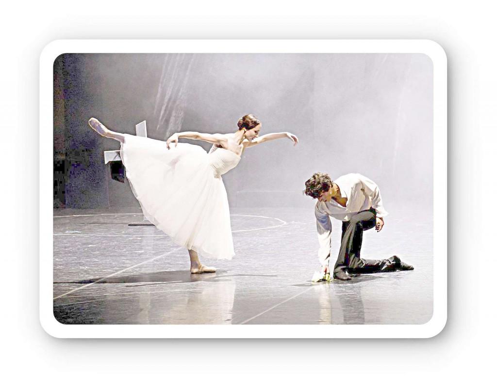 """Eine Neuinterpretation in """"Giselle"""" ist nicht falsch."""