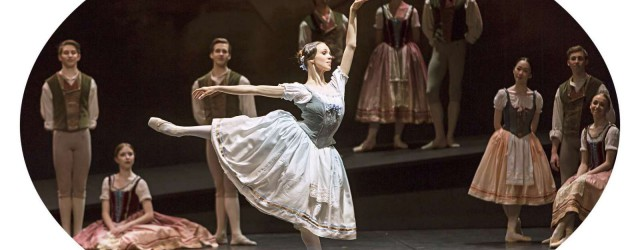"""""""Giselle"""" ist immer wieder sehenswert."""