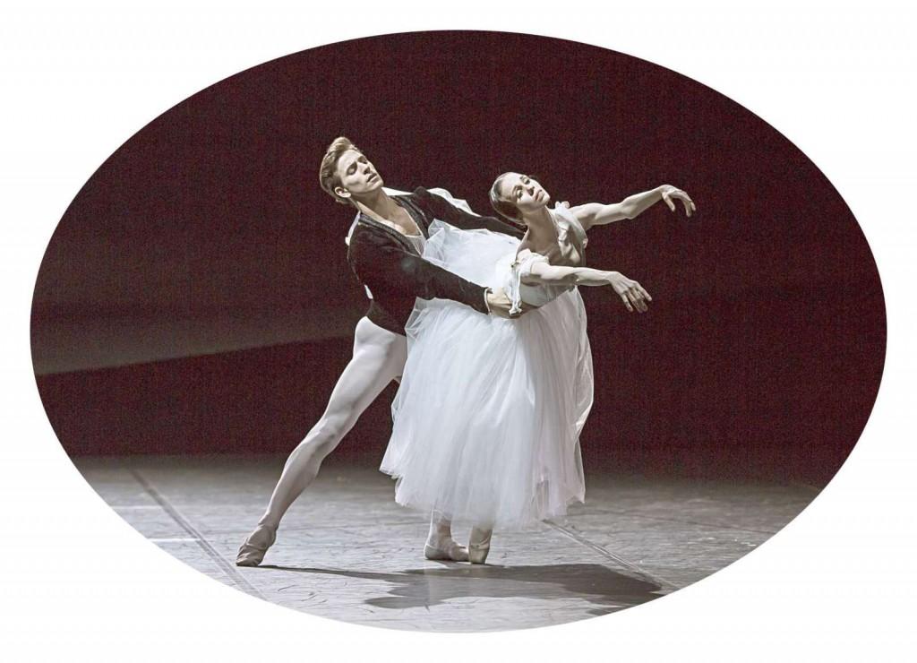 """Beim Staatsballett Berlin gibt es mit vier aufeinander folgenden Aufführungen ein """"Giselle""""-Mini-Festival. Viktorina Kapitonova und Denis Vieira eröffnen es."""