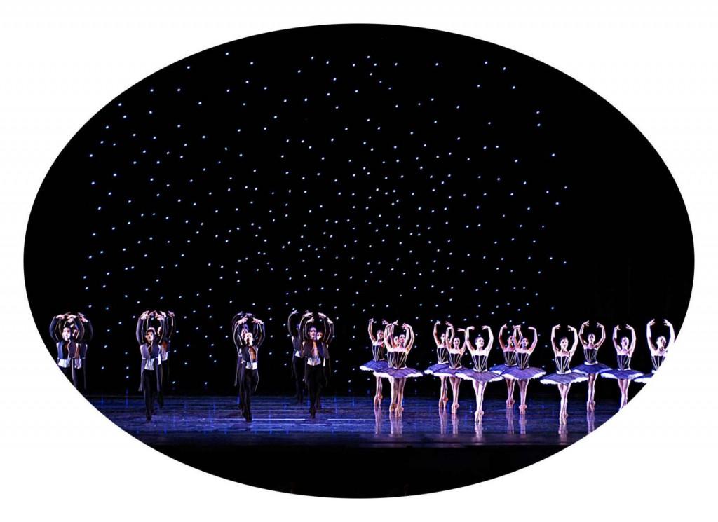 Zwei Ballette, sehr verschieden, ergänzen sich dennoch.