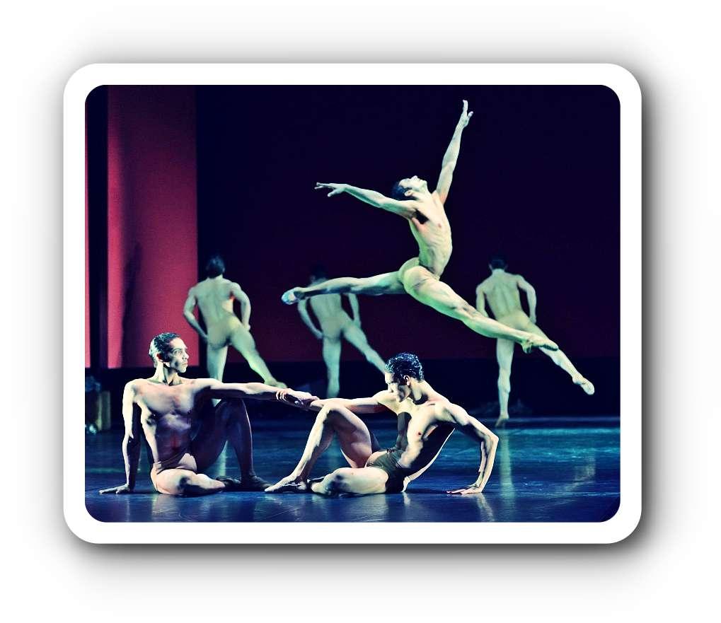 Kleine Ballette eher groß.