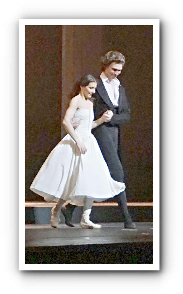 Die Kameliendame ist ein unsterbliches Ballett.
