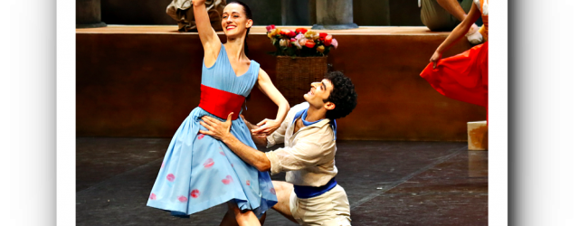 """Napoli"" und Neptunscharme - beim Hamburg Ballett."