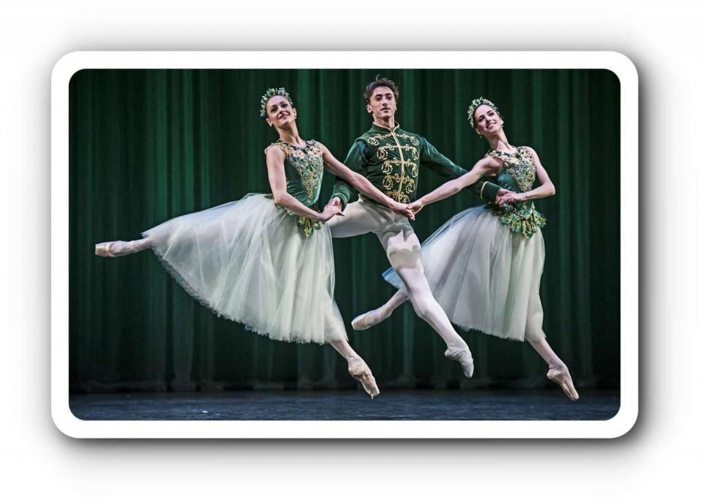 """""""Jewels"""" ist ein Ballett nicht nur über Edelsteine."""