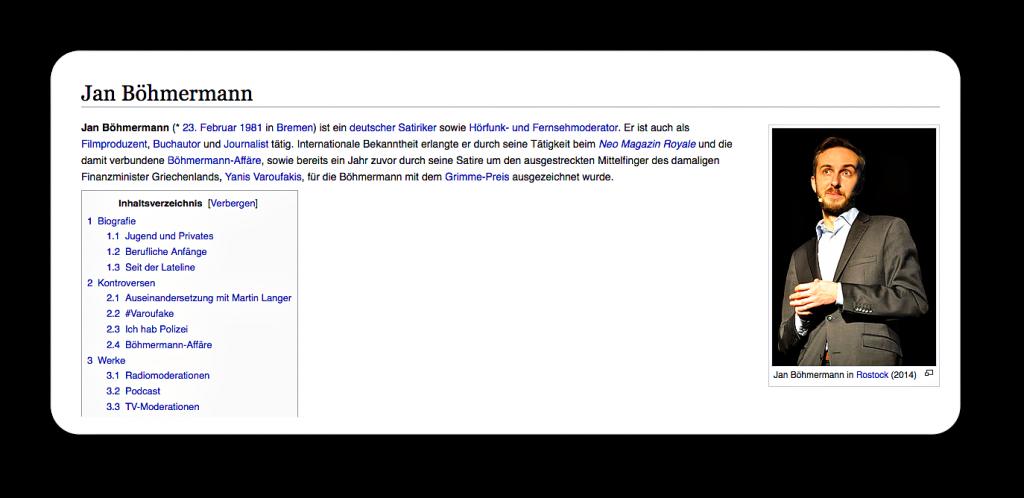 Das Landgericht Hamburg mag keine Diskriminierung, auch in der Satire nicht.