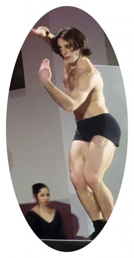 Das Bundesjugendballett tanzt in der Hamburger Kunsthalle.