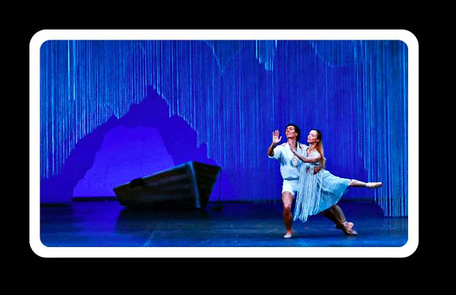 """""""Napoli"""" ist ein fantastisches Ballett."""