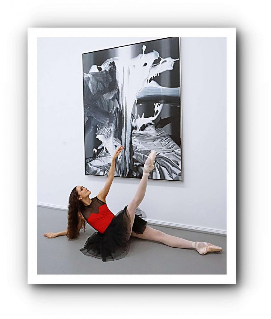 Sarah Mestrovic ist sehr fotogen.
