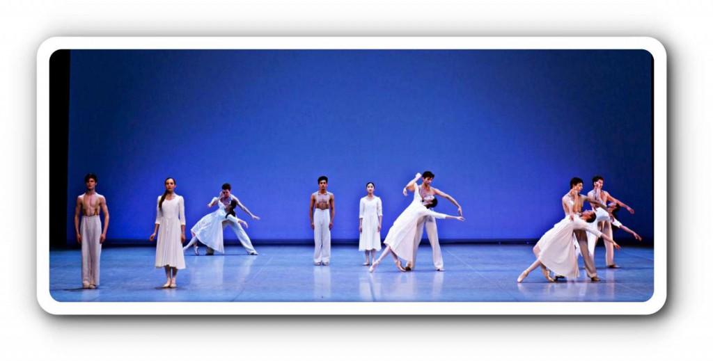 """""""Erste Schritte"""" sind beim Hamburg Ballett immer ein Knüller."""