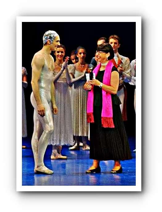 Mit Irène Lejeune verlässt die Hauptsponsorin das Bayerische Staatsballett.