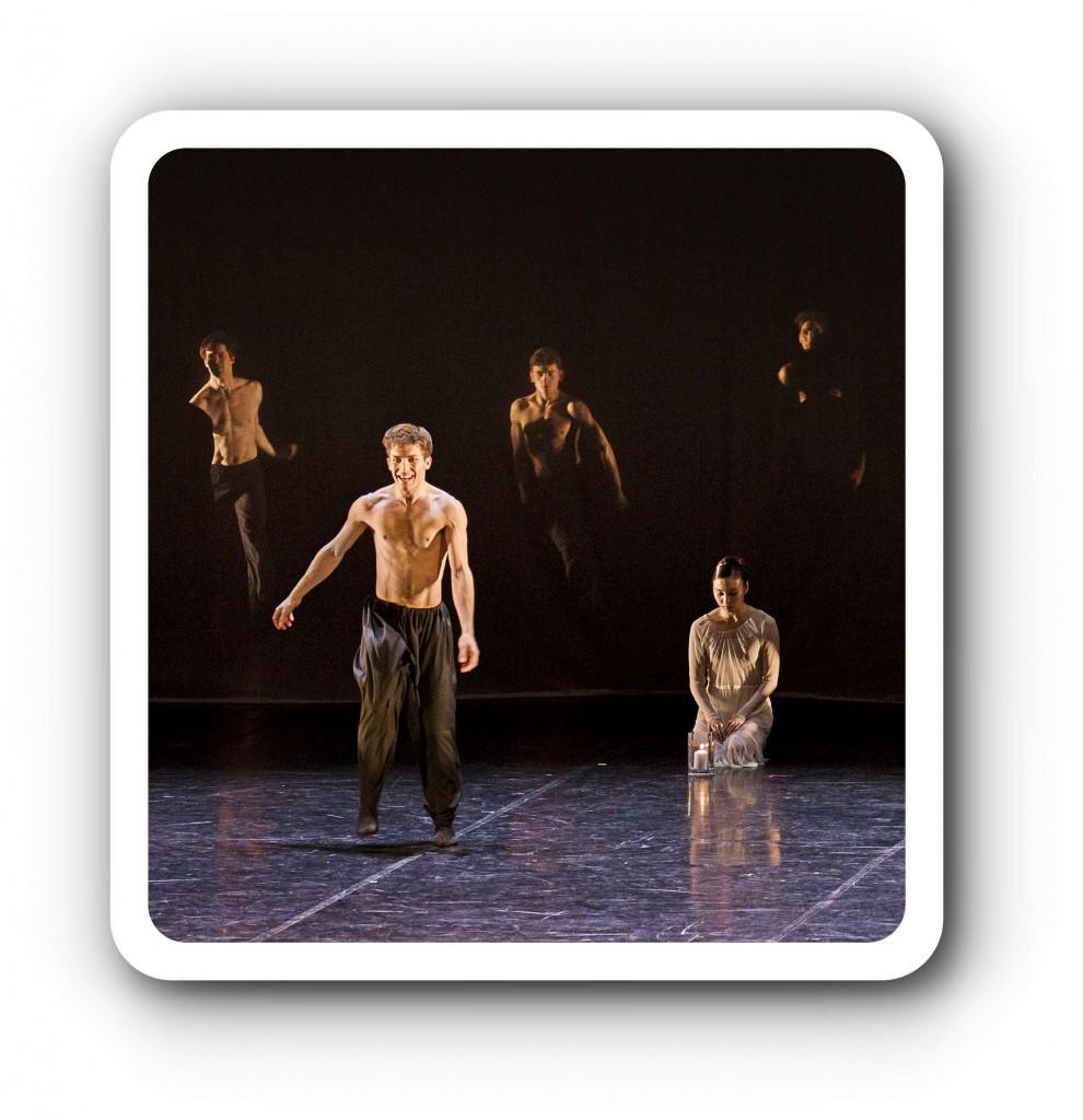 Aspekte der Kreativität bei jungen Choreografen in Hamburg.