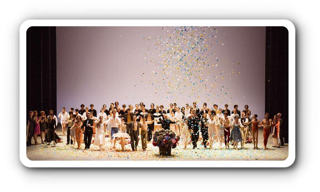 Die Nijinsky-Gala XLII machte die Beteiligten glücklich.