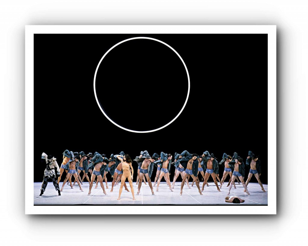 Nijinsky ist ein ergiebiges Thema