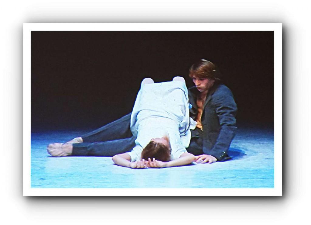 Nijinsky ist ein Jahrhundertballett von John Neumeier