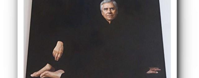 John Neumeier gibt es jetzt auch als Gemälde - Romeo forever