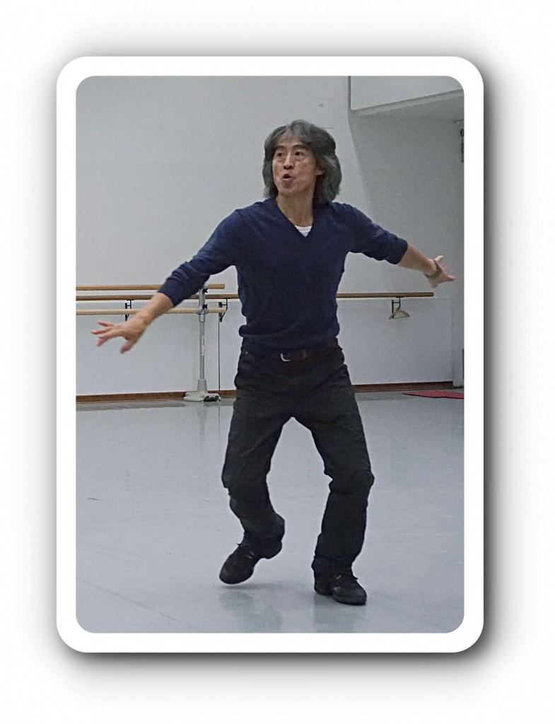 Xin Peng Wang kreiert ein Weltballett.