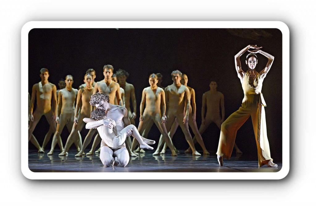 """Euphorisch gefeiert: """"Faust II - Erlösung"""" von Xin Peng Wang beim Ballett Dortmund."""