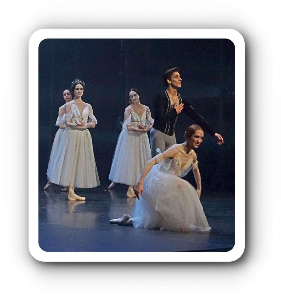 Giselle contra Waltz