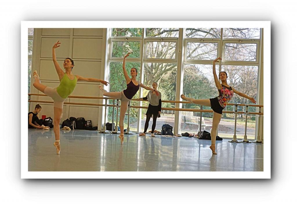 Das Ballett Dortmund ist top.