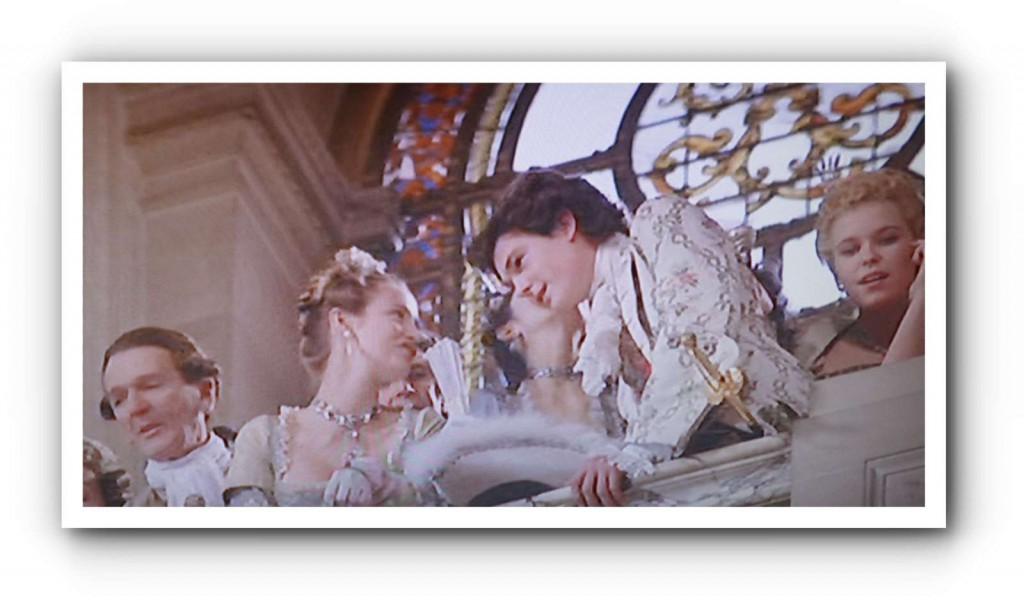 Liebe auf barocke Art