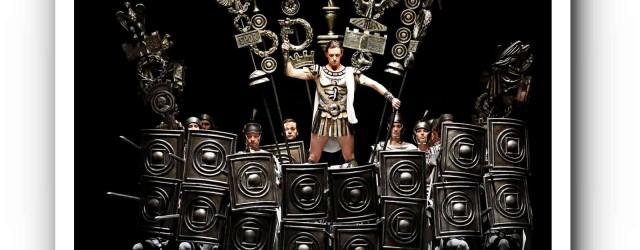 Spartacus bewegt die Welt.