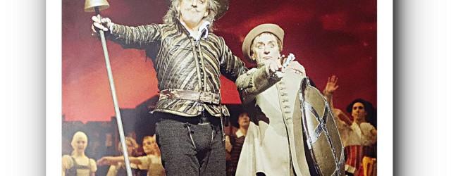 Don Quichot ist ein Potenzmittel des Balletts