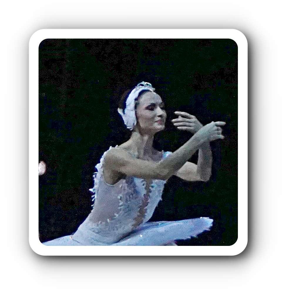 """""""Schwanensee"""" mit dem Ballett Dortmund ist toll."""
