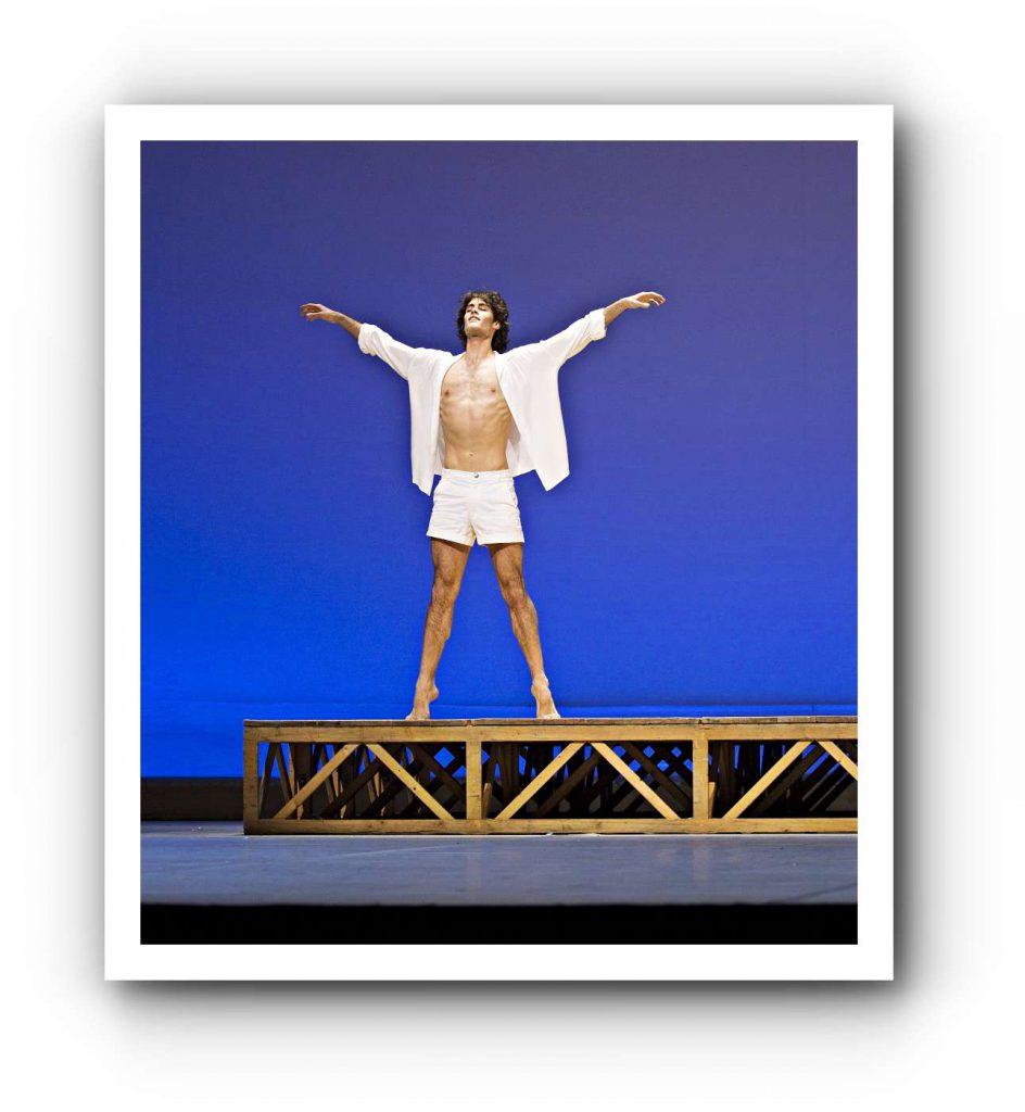 Hamburg Ballett Die Möwe John Neumeier Anton Tschechow