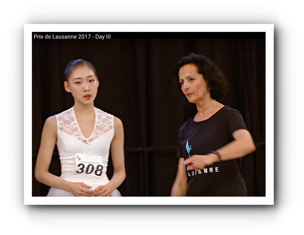 Der 445. Prix de Lausanne war so lala