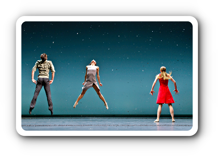 Kontraste im Ballett
