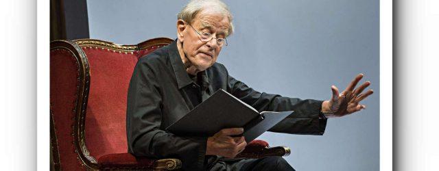 Peymann liest Holzfällen von Bernhard
