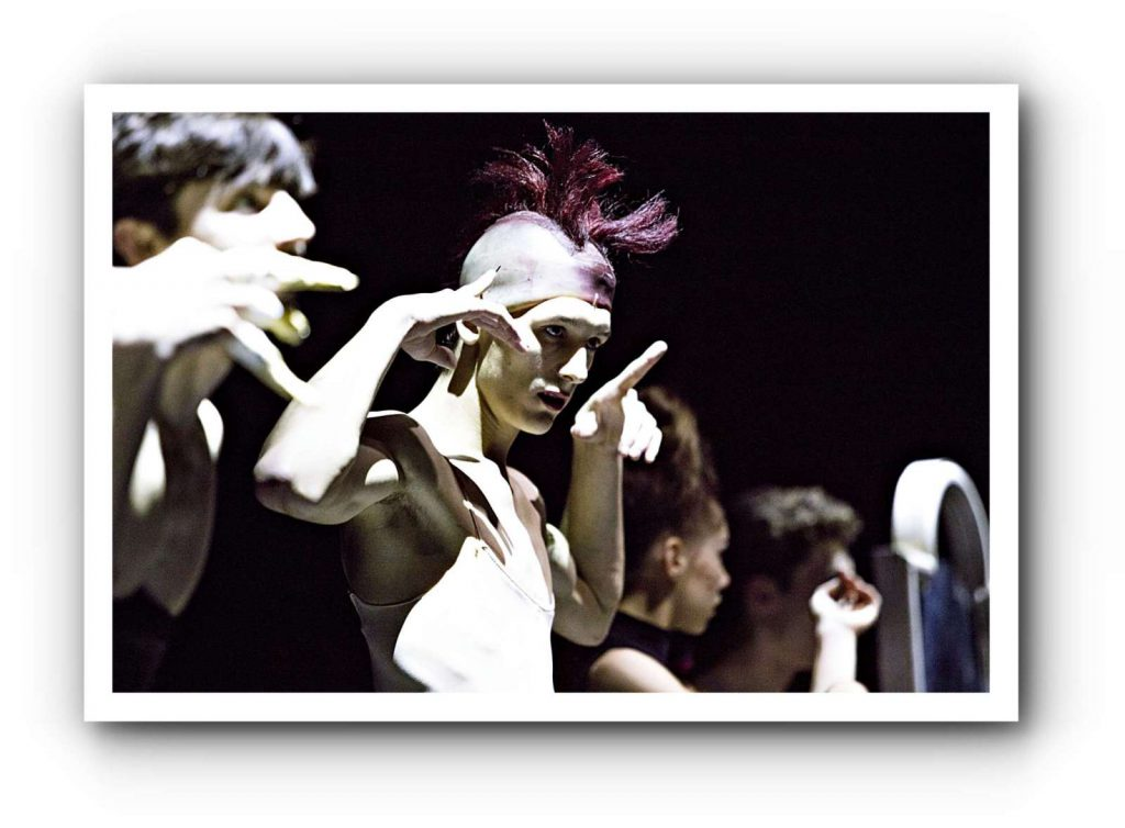 Junge Choreografen sind auch 2017 ein Knüller