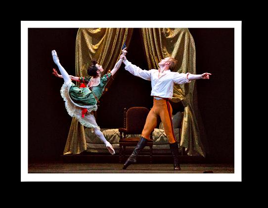 Mayerling ist ein Ballett von Kenneth MacMillan
