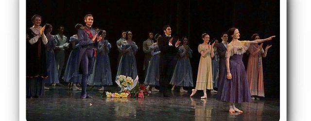 """Nadja Saidakova nahm mit """"Onegin"""" ihren Bühnenabschied"""