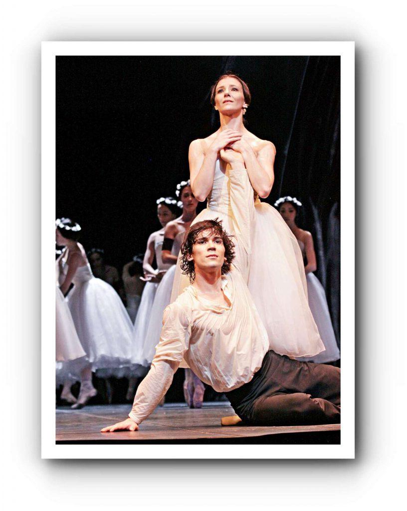 Giselle ist ein romantisches Ballett