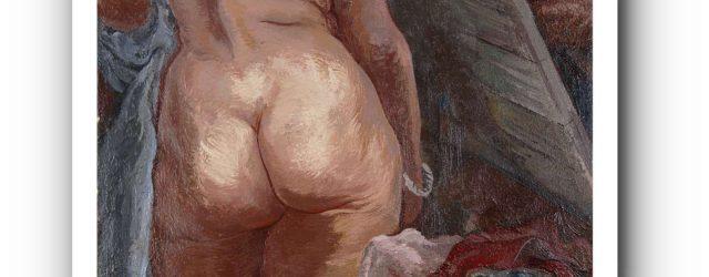 """George Grosz und andere frönen der """"Fleischeslust"""" in der Galerie Deschler in Berlin"""