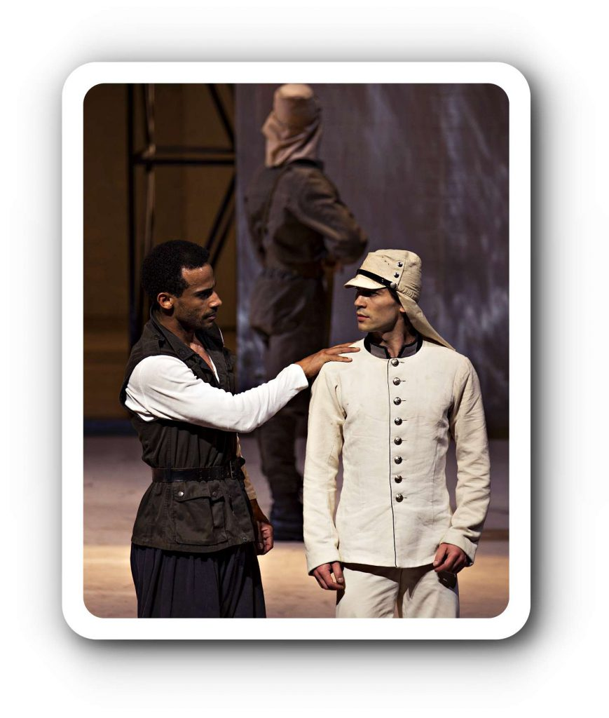 Othello beim Hamburg Ballett: heiß
