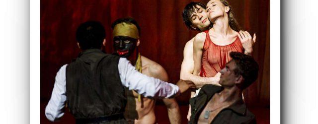 Othello beim Hamburg Ballett: heiß