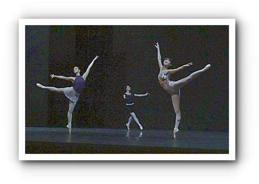 Der Ballettsommer wird heiß.