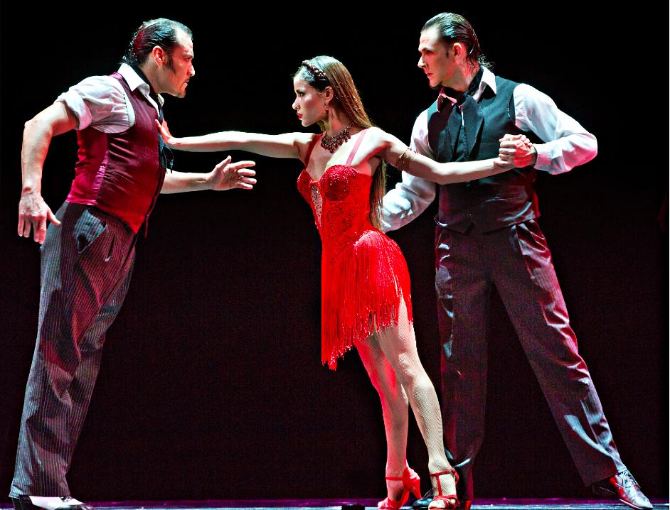 Tanguera ist ein tänzerisch-dramatisches Musical