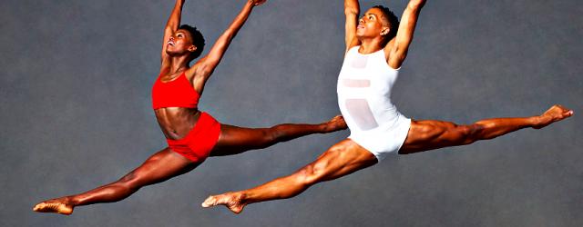 Das Alvin Ailey American Dance Theater ist wieder auf Tournee