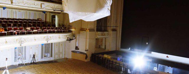 Noch ist die Staatsoper Unter den Linden nicht neu eröffnet