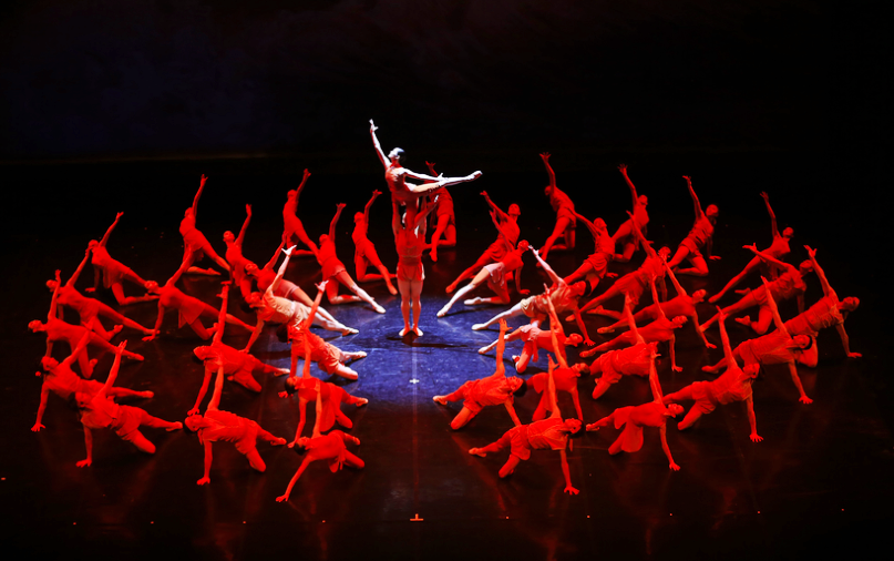 Heldinnenkraft vom National Ballet of China