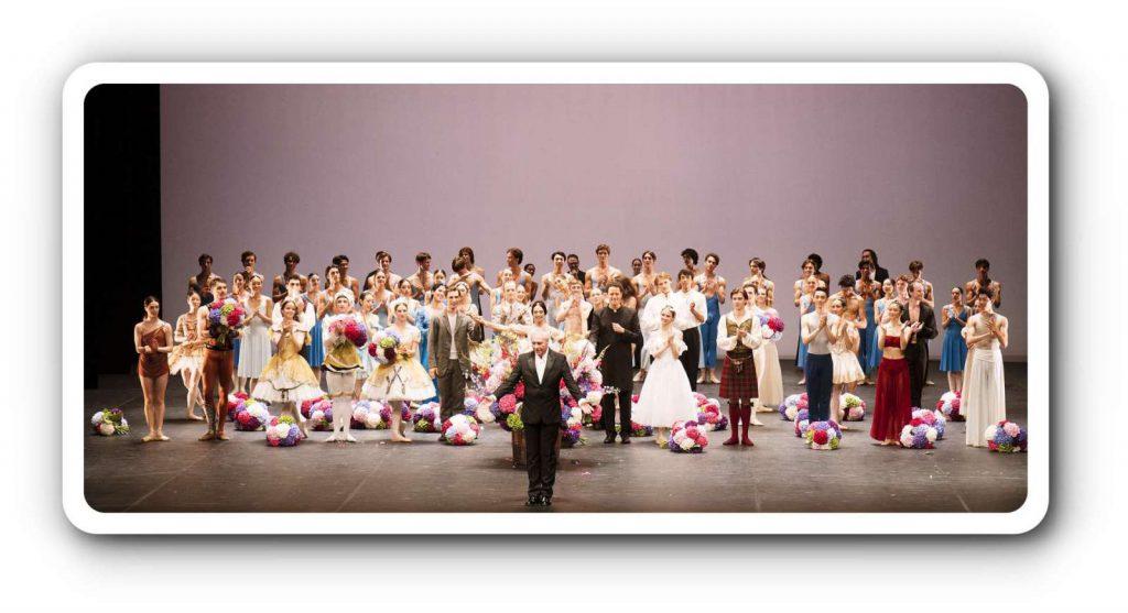 Die Nijinsky-Gala XLIII erstrahlte